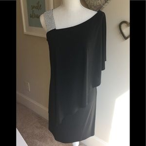 Dresses & Skirts - Black party/cocktail dress,  NWT, lbd